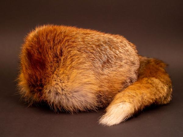 Trappermütze Fuchs